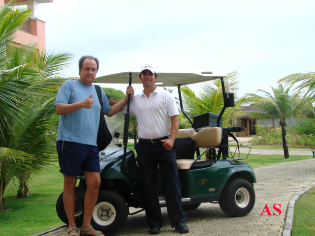 AS e Lucas-Golfe Club