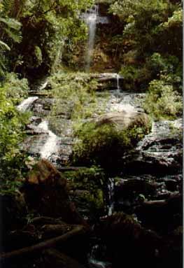 Cachoeira da Chuva (foto: Cláudio Roberto F. de Almeida)