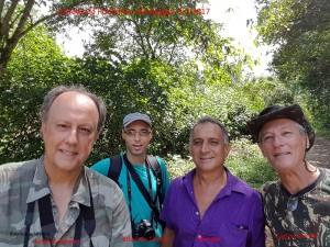 AS e amigos1-FazRondonia-MongaguaSP-9-3-17-ASilveira